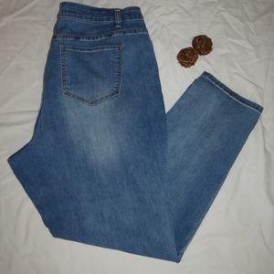 Avenue denim jeans plus size 20 A